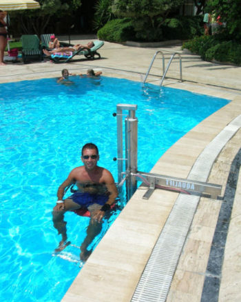 Havuz Asansörü Aqualift AL-180