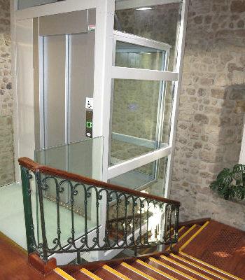 panoramik asansör fiyatı Ev Asansörü için Yerim Yok