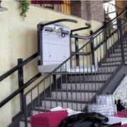 tekerlekli sandalye asansörü