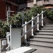 engelli asansörü fiyatı merdiven platform tekerlekli sandalye için
