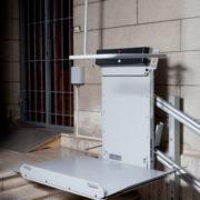 engelli asansörü merdiven platform tekerlekli sandalye için