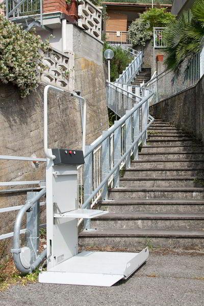 mutli lift engelli merdiven asansörü