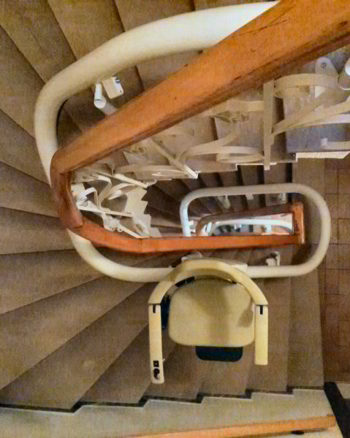 apartmana merdiven asansörü, erimas, devas, apartmana engelli asansörü
